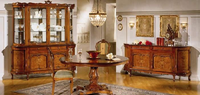Il mobile veneziano nel 39 700 for Stili mobili antichi
